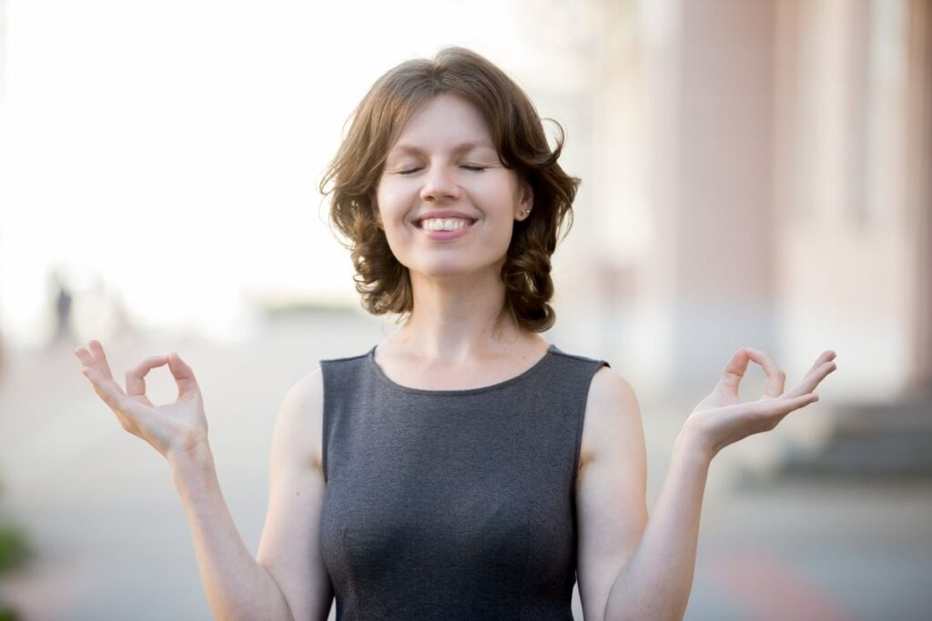 21 Gün Olumlama Meditasyonu
