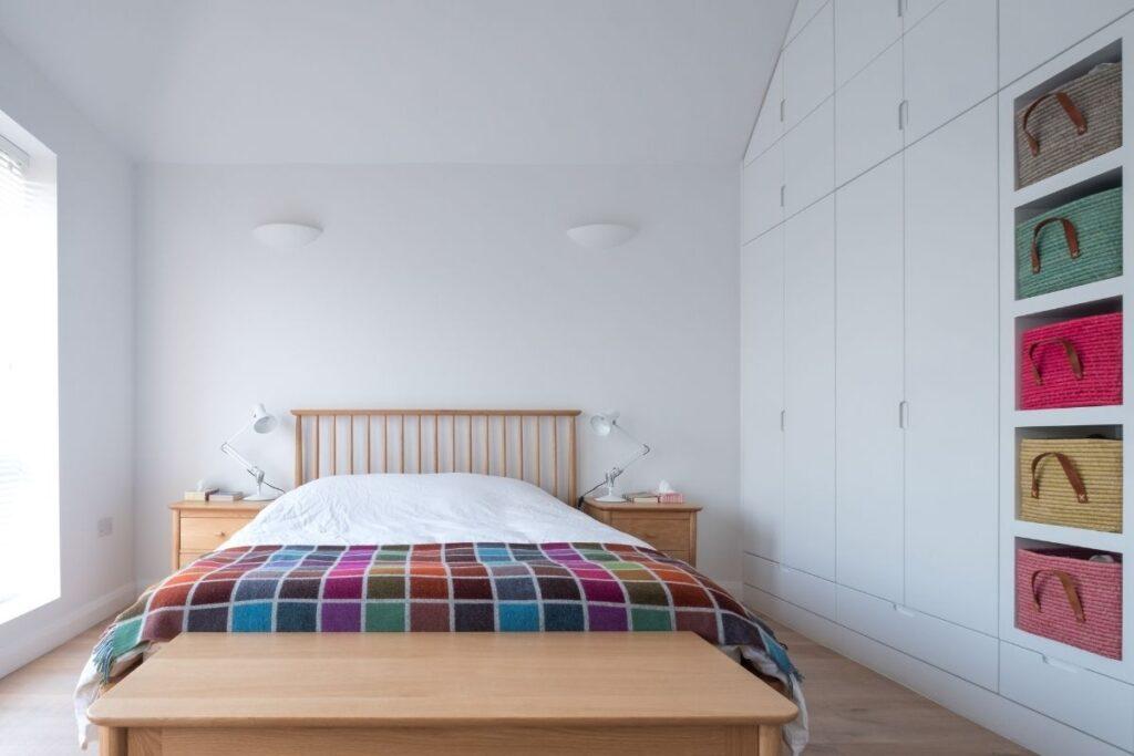 minimalist yatak odası fikirleri
