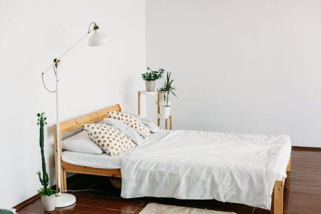 Minimalist yatak odası tasarımları