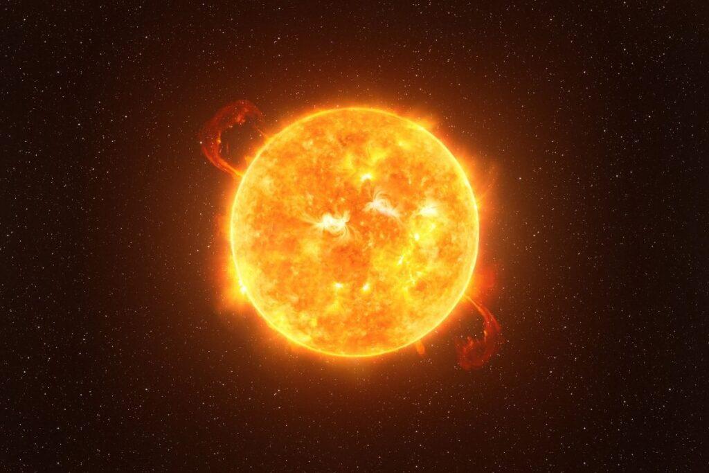 Betelgeuse yıldızı